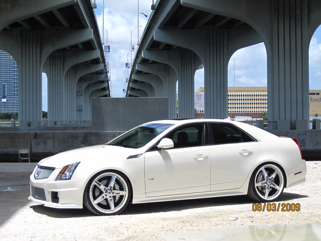 Another ASH77 2009 Cadillac CTS post... - 13379838