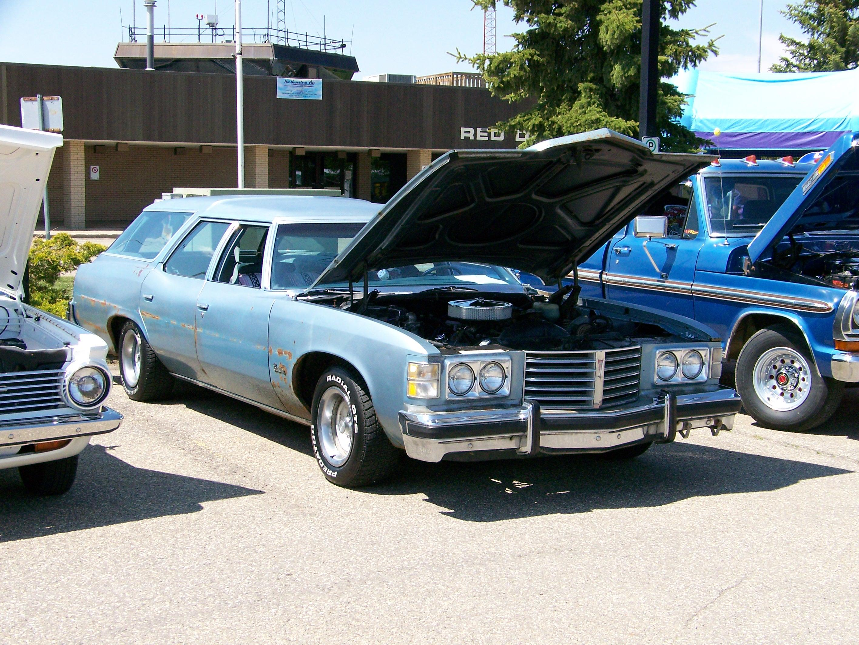 Another BigDep 1976 Pontiac Catalina post... - 13383006