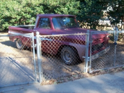 ChevyFreedoms 1965 Chevrolet C/K Pick-Up