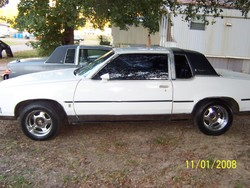 I-AINT-GOT-ITs 1985 Oldsmobile Cutlass Supreme