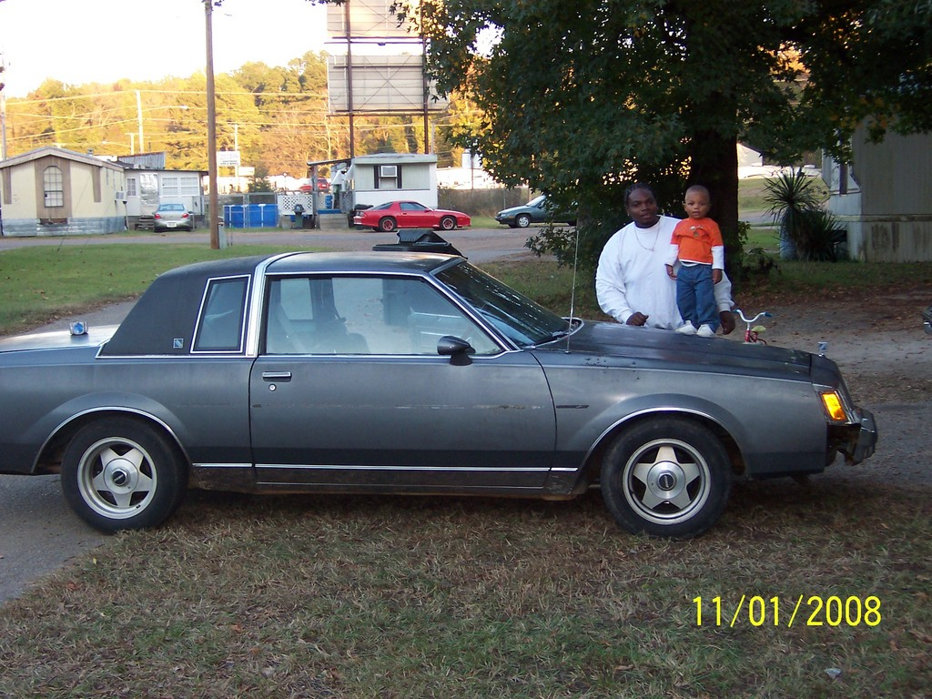 Another I-AINT-GOT-IT 1985 Oldsmobile Cutlass Supreme post... - 13383680