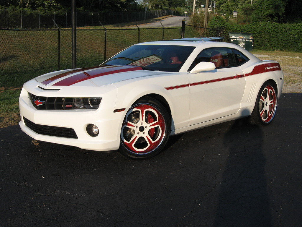 JEANANDSONS's 2010 Chevrolet Camaro
