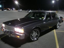 QuickMoves4Us 1984 Chevrolet Caprice