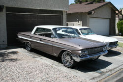 poetryclicks 1961 Chevrolet Impala