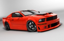 Hootnas 2005 Ford Mustang