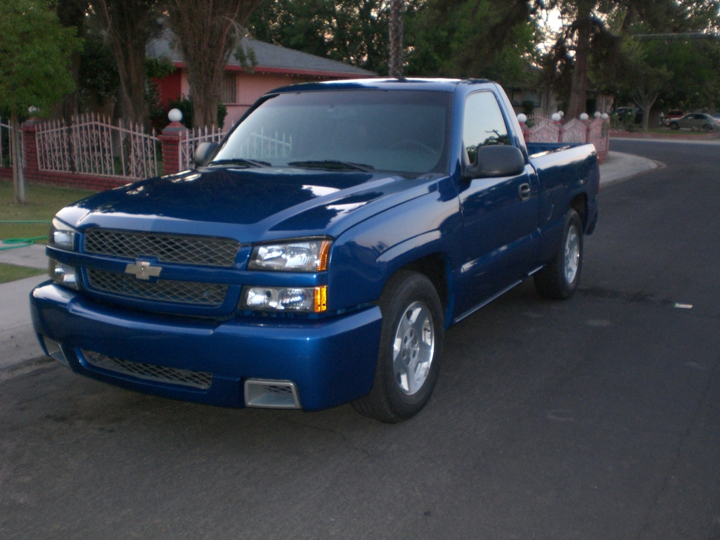 ray454ss 2005 chevrolet silverado 1500 regular cab specs photos modification info at cardomain. Black Bedroom Furniture Sets. Home Design Ideas