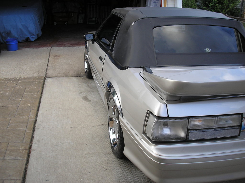 Another Pooky50 1990 Ford Mustang post... - 13574856