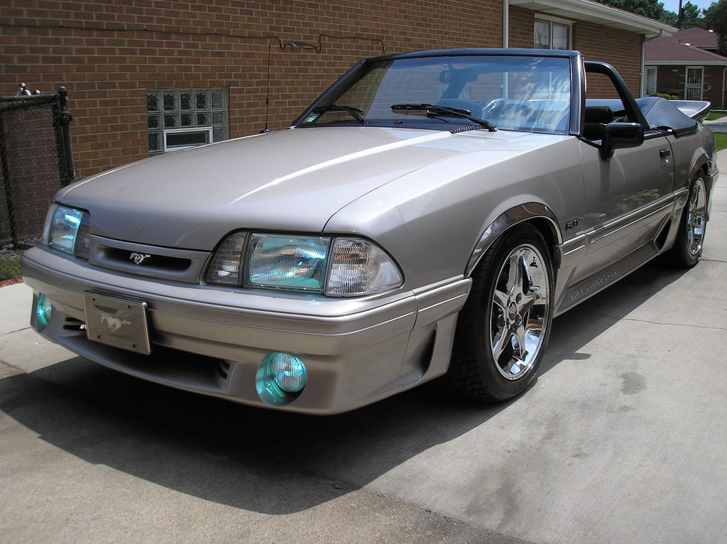 Another Pooky50 1990 Ford Mustang post... - 13574859