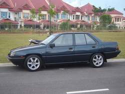 jebatderhaka75s 1992 Proton Saga