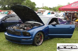 init2winitgts 2008 Ford Mustang