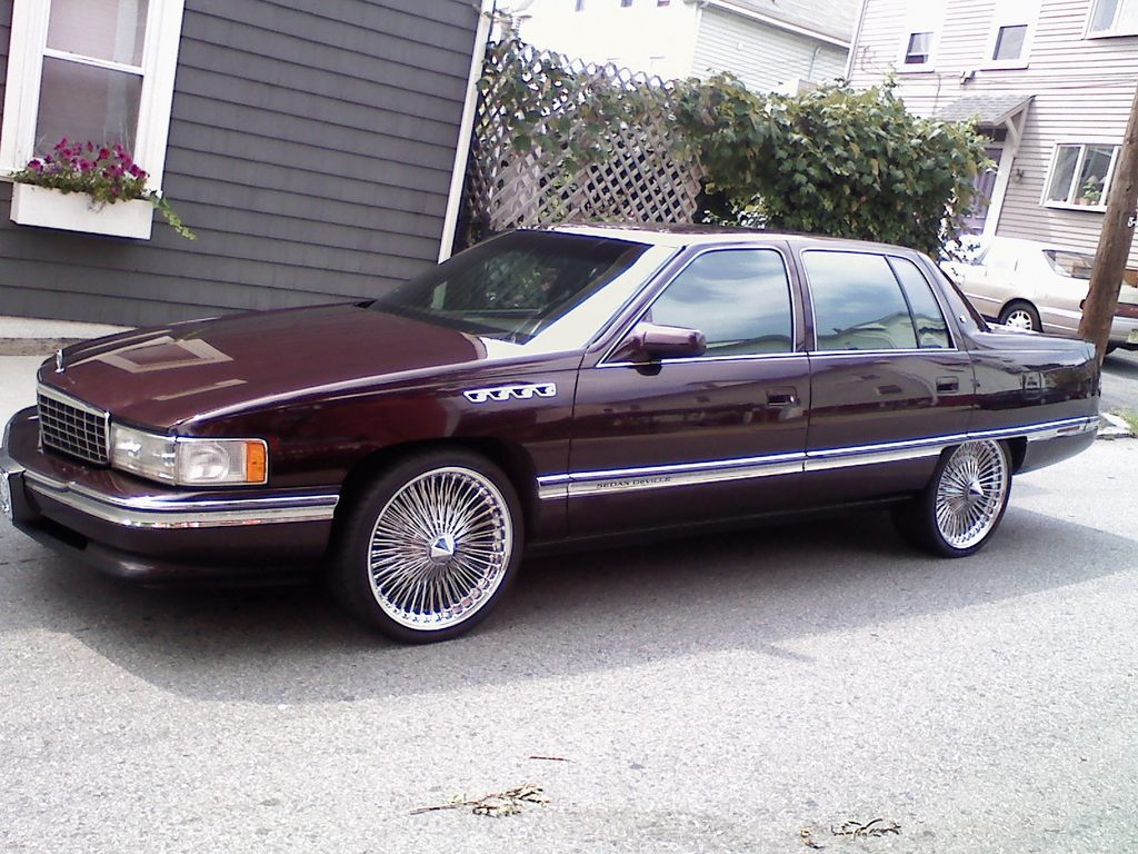 antdeville89 1996 Cadillac DeVille Specs, Photos, Modification Info