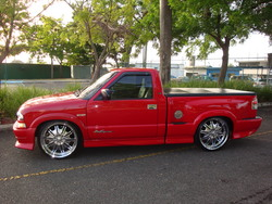 gioextreme22s 2000 Chevrolet S10 Regular Cab