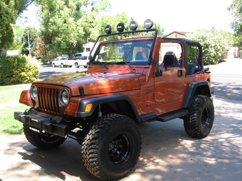 cougrrrr 2001 jeep tj specs photos modification info at cardomain. Black Bedroom Furniture Sets. Home Design Ideas