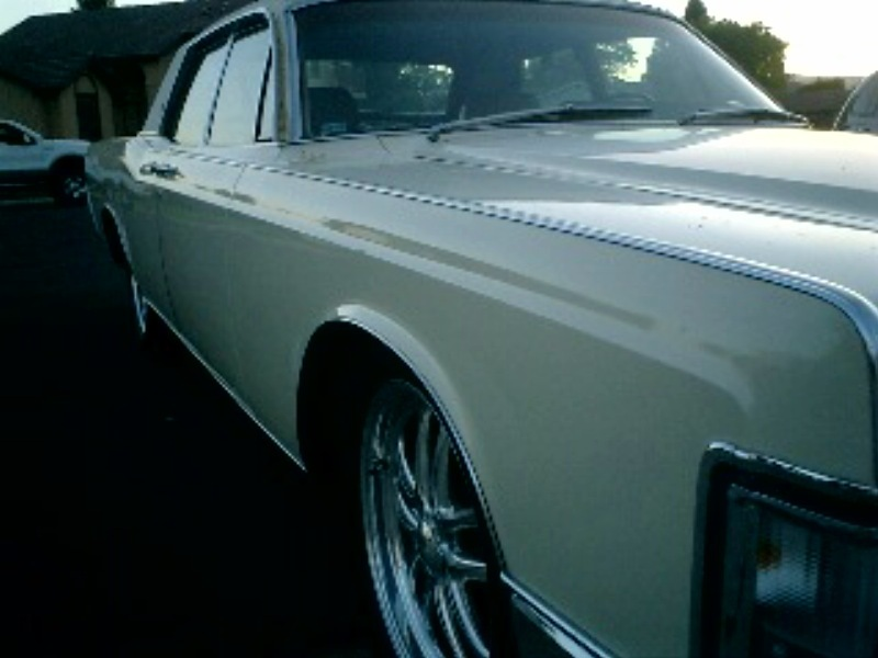 Another sadida011 1969 Lincoln Continental post... - 13656619