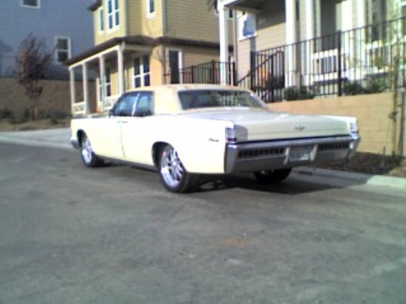 Another sadida011 1969 Lincoln Continental post... - 13656620