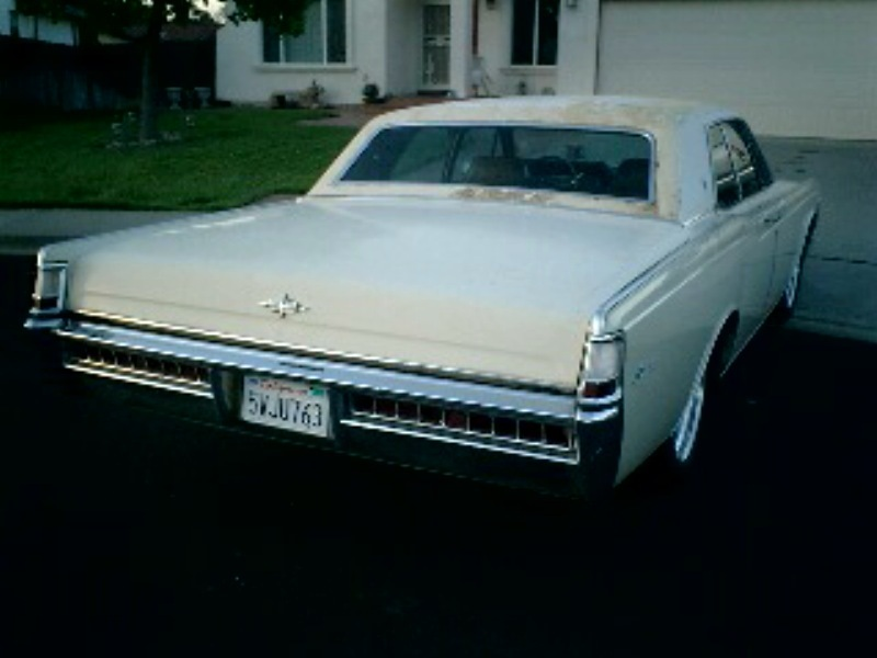 Another sadida011 1969 Lincoln Continental post... - 13656621
