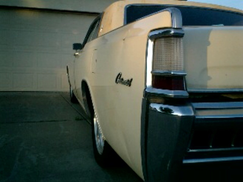Another sadida011 1969 Lincoln Continental post... - 13656625