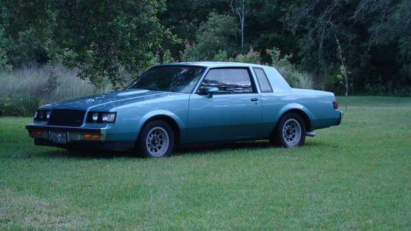 360chris 1987 Buick Regal