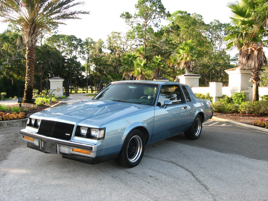 360chris 1987 Buick Regal 13580595