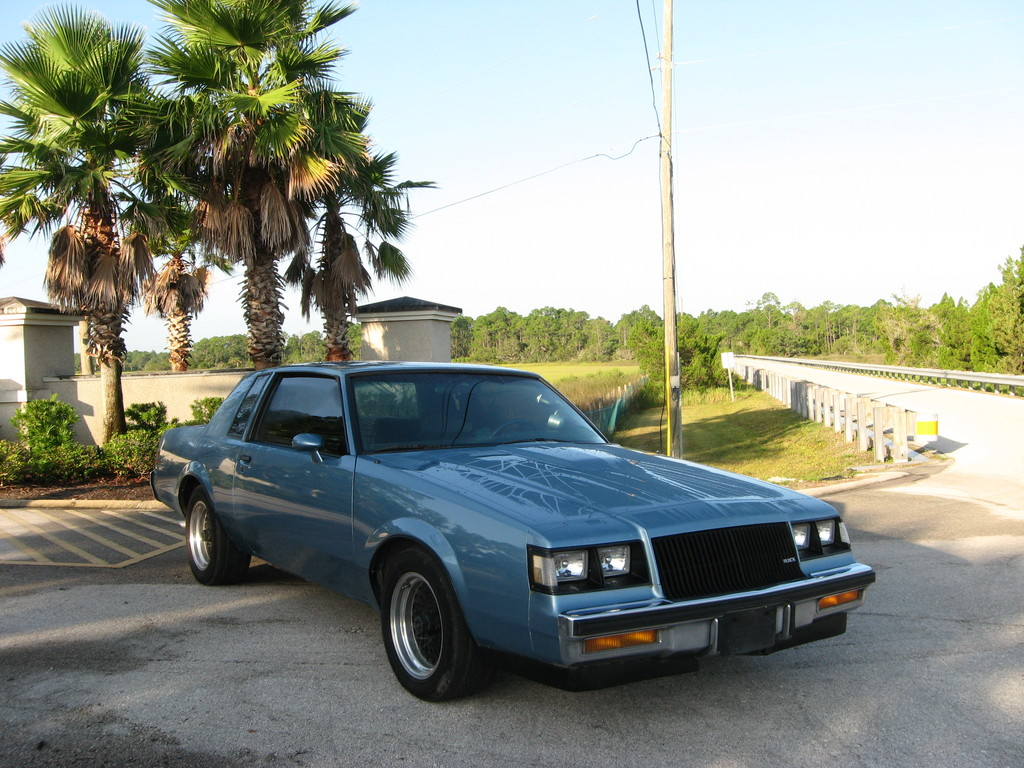 360chris 1987 Buick Regal 13580596