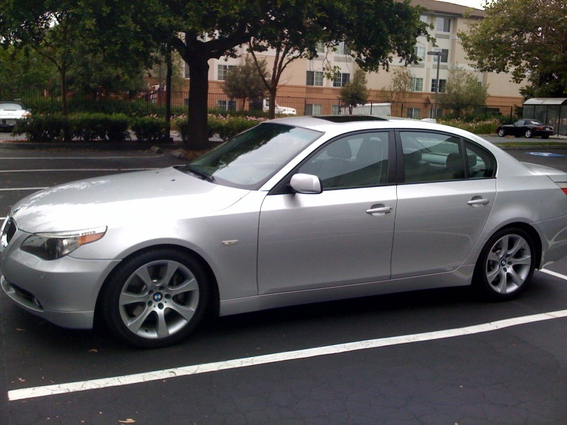 bellenwinni's 2006 BMW 5 Series