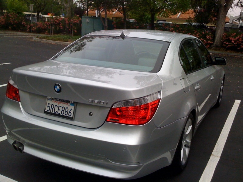 bellenwinni 2006 BMW 5 Series 13580846