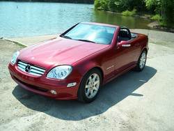mrbenz230s 2004 Mercedes-Benz SLK-Class