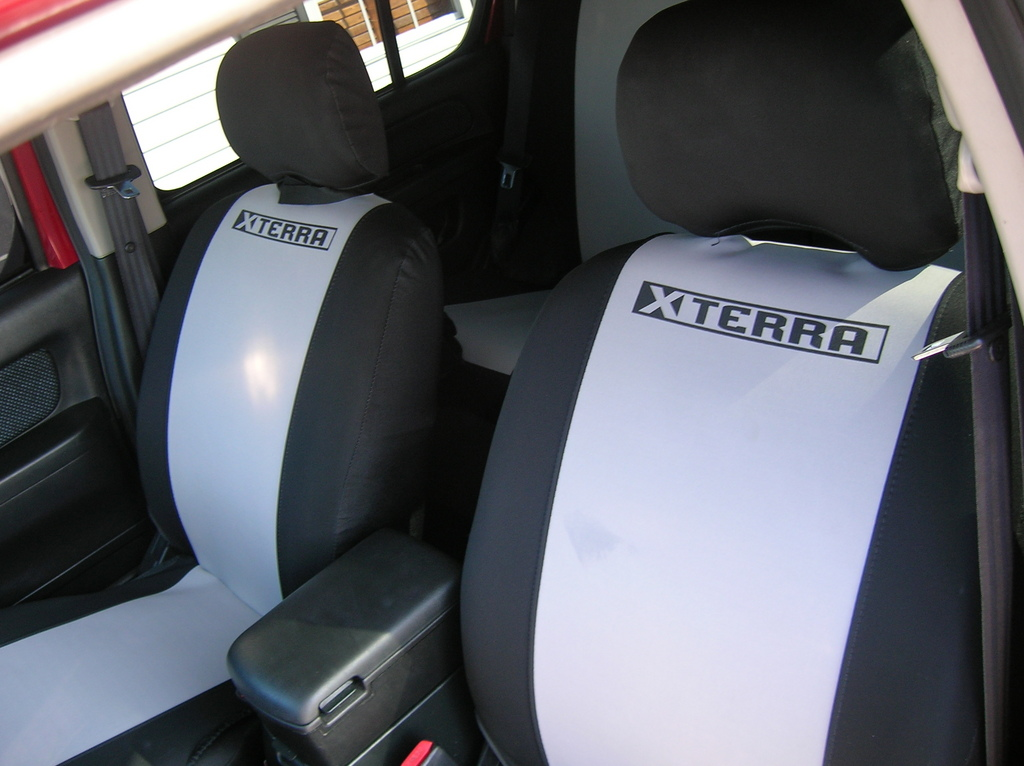 2003 nissan xterra seat covers