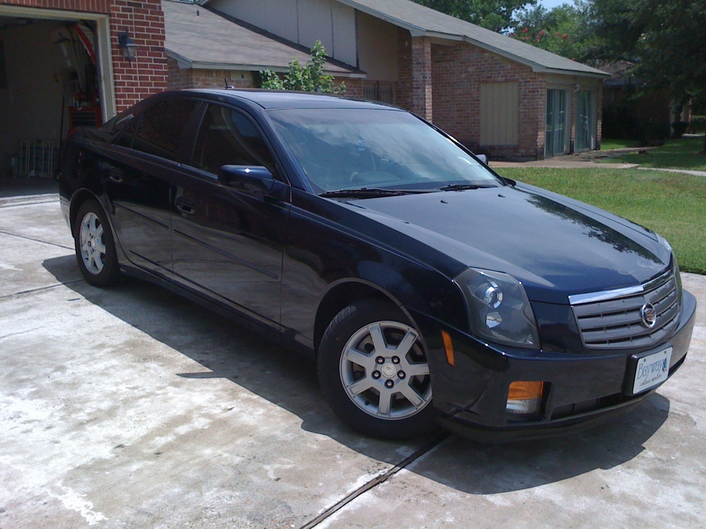 saulcalles91 2005 cadillac cts specs photos modification. Black Bedroom Furniture Sets. Home Design Ideas