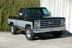 sbarer 1979 Chevrolet C/K Pick-Up