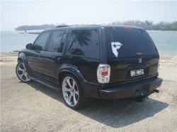 bodyboarder01s 2001 Ford Explorer