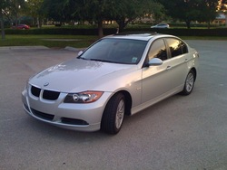 CC325Is 2006 BMW 3 Series