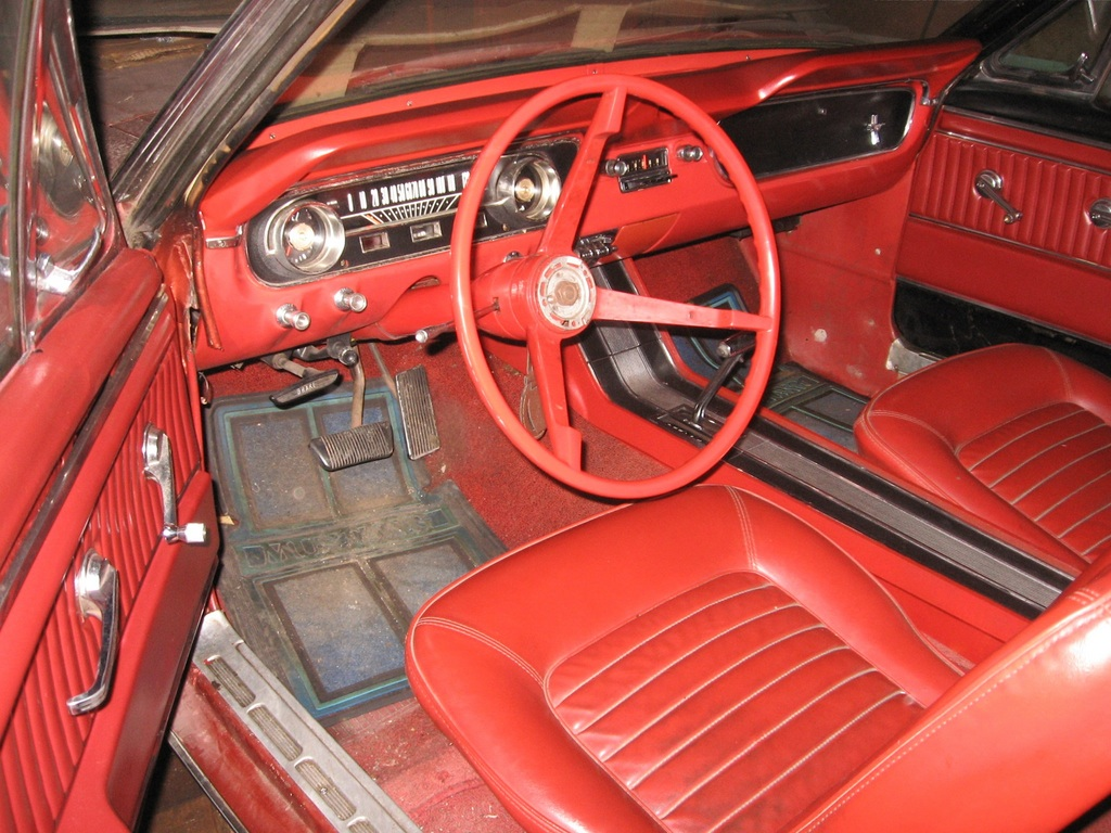 Another freshstartone 1964 Ford Mustang post... - 13454449
