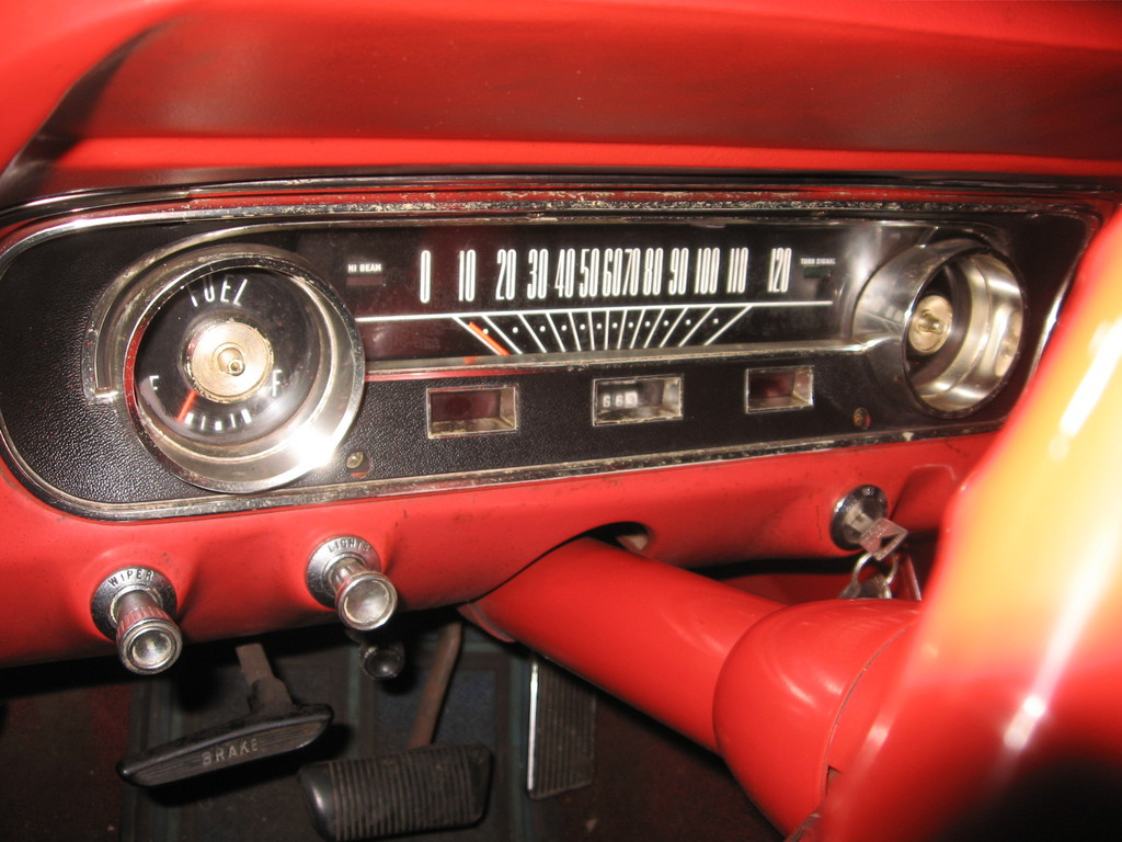 Another freshstartone 1964 Ford Mustang post... - 13454450