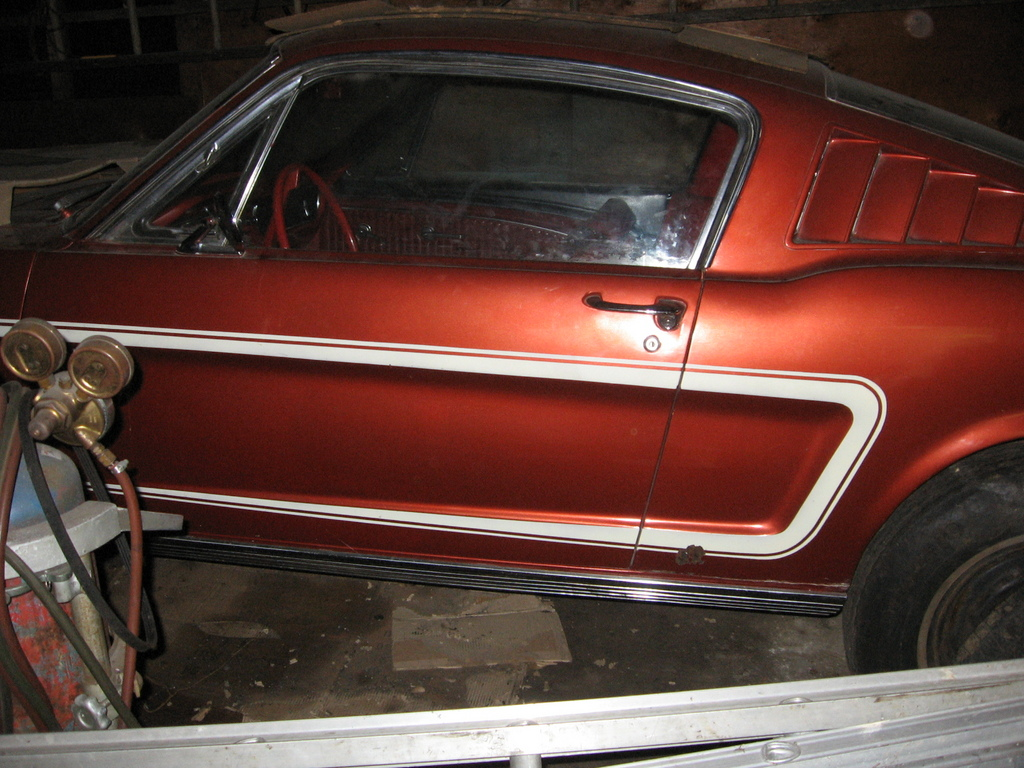 Another freshstartone 1964 Ford Mustang post... - 13454454