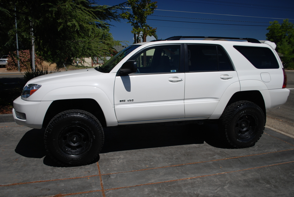Stormtroopersr5 2005 Toyota 4runner S Photo Gallery At Cardomain
