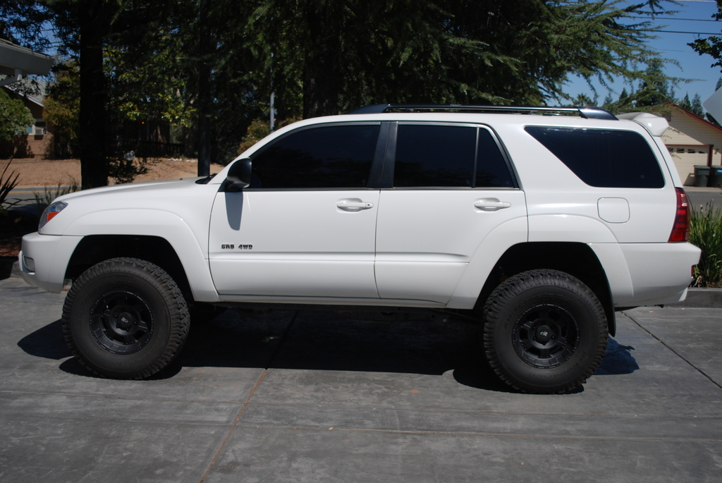 Pro Comp Lift Kit >> StormTrooperSR5 2005 Toyota 4Runner Specs, Photos, Modification Info at CarDomain