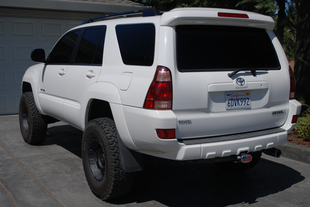Stormtroopersr5 2005 toyota 4runner specs photos modification info