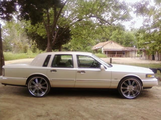 Jaymel 1997 Lincoln Town Car Specs Photos Modification Info At