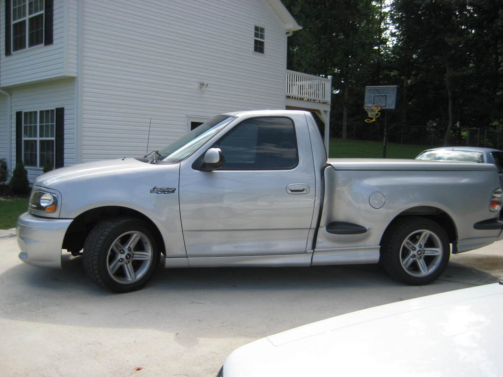 svt racer 2004 ford f150 regular cab specs photos modification info at cardomain. Black Bedroom Furniture Sets. Home Design Ideas
