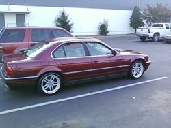 tjblacks 1998 BMW 7 Series