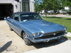 winnipegzuki 1966 Ford Thunderbird