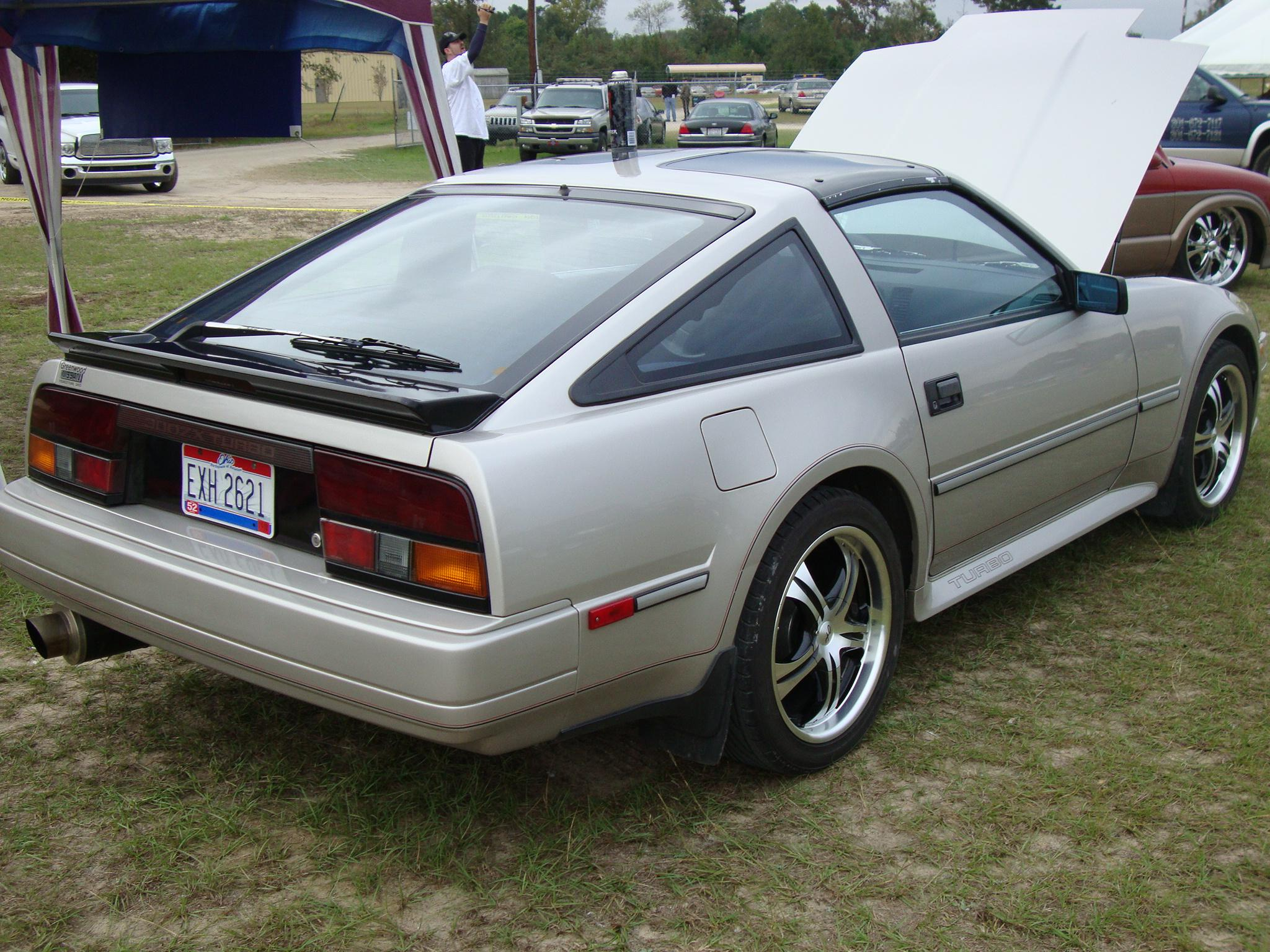 sportcompacted11 1986 nissan 300zx specs photos. Black Bedroom Furniture Sets. Home Design Ideas
