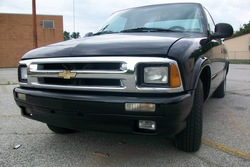 The_Great_Os 1996 Chevrolet S10 Regular Cab