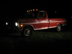 zedzsleds 1969 Ford F150 Regular Cab