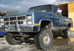 hollingum 1984 GMC Sierra (Classic) 1500 Regular Cab