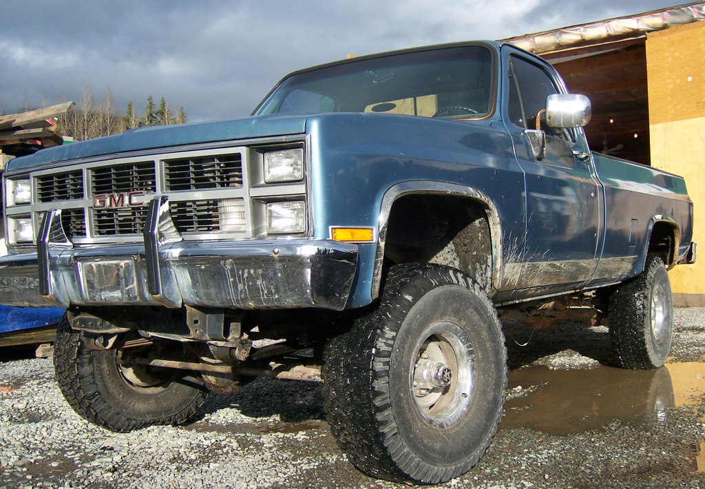 hollingum 1984 GMC Sierra (Classic) 1500 Regular Cab 13587441