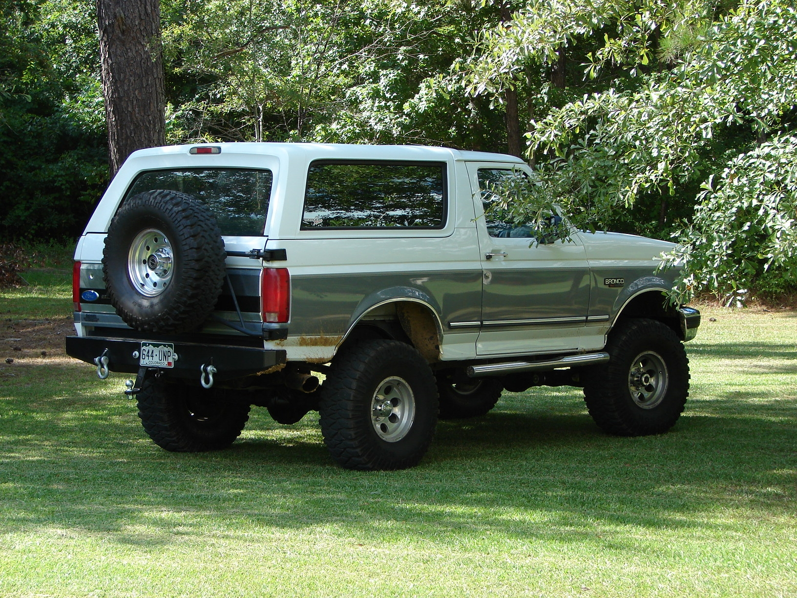03fx4af 1995 Ford Bronco Specs Photos Modification Info At Cardomain 1980 Jumping 33650614002 Original