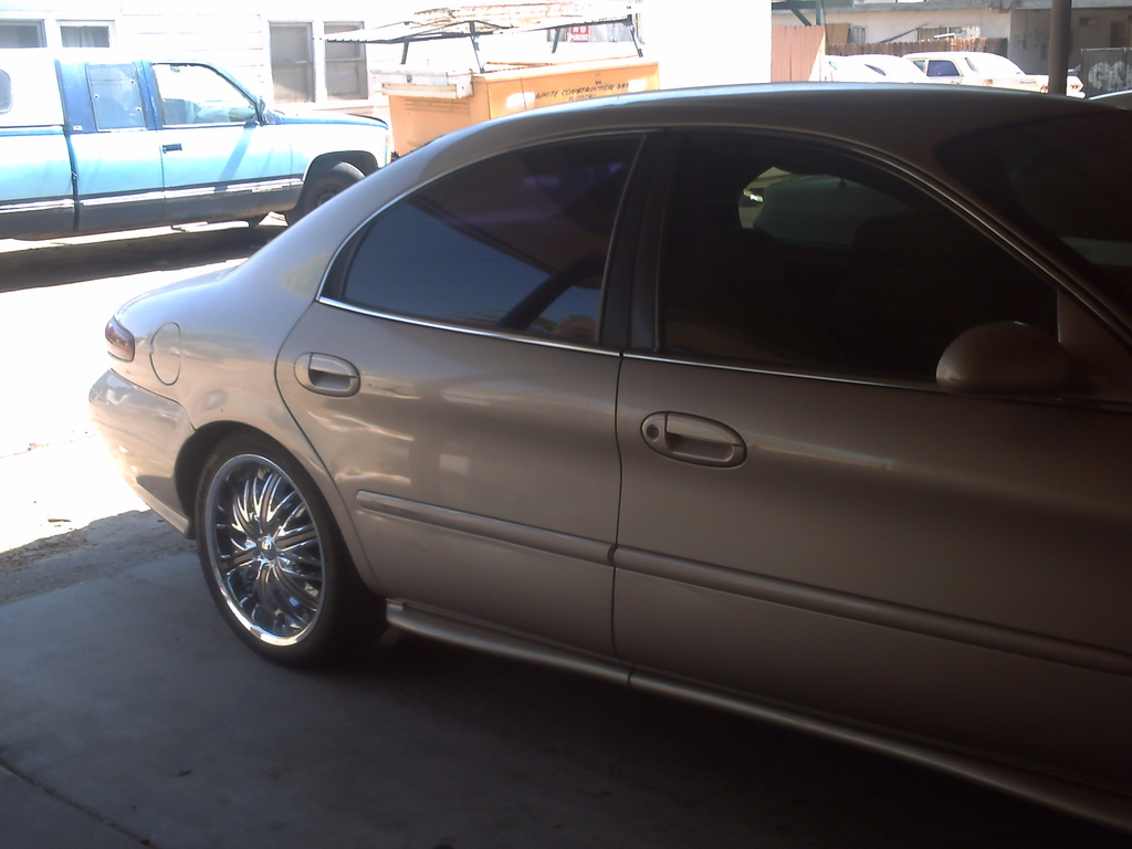 Another soyesecesar 1998 Mercury Sable post... - 13588646
