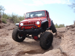JeepTwinzs 2009 Jeep Wrangler